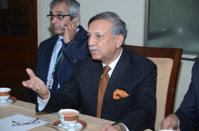 October 30 2014 weekly corporate ambassador - National bank of pakistan head office ...