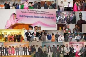 Corporate Ambassador 1st 2nd 3rd Awards Pix