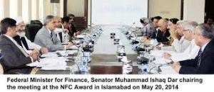NFC award