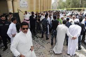 Kuwait blast
