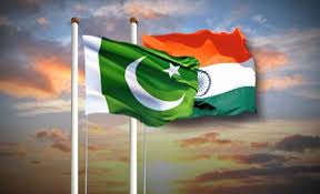 PakIndia flags