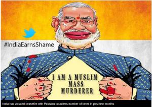 Modi mass murderer