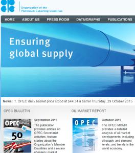 OPEC Oct29