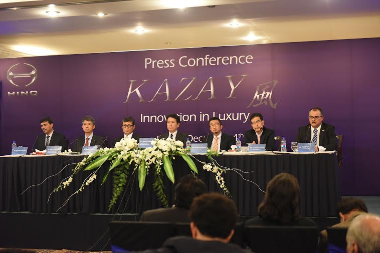 Hino introduces Kazay Bus in Pakistan – Weekly Corporate ...