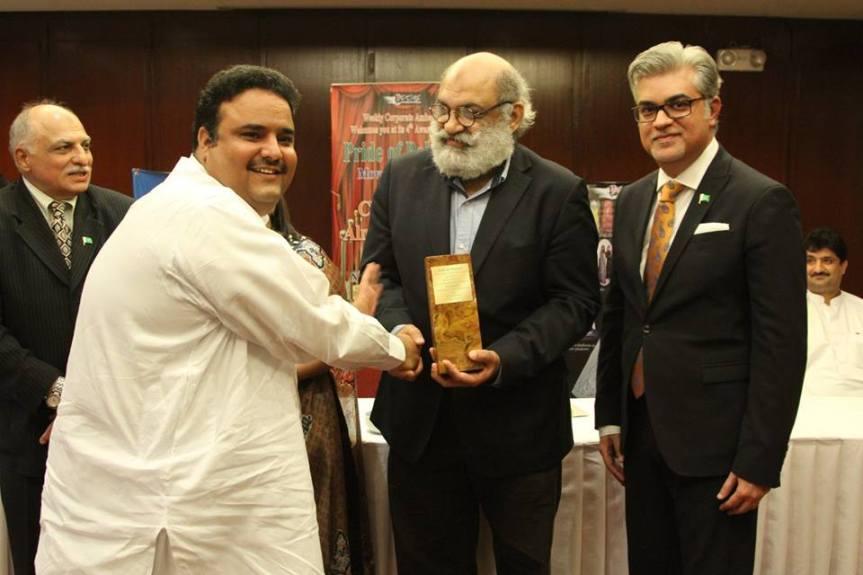 DanishKumar award