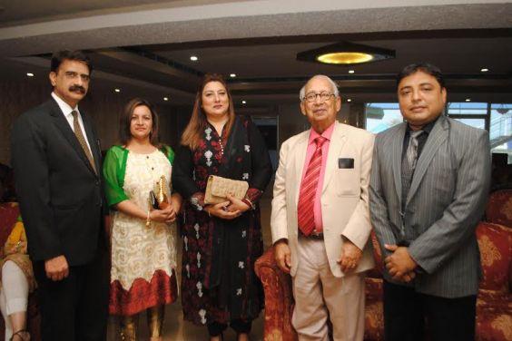 Javed Almas Rozina Mianmajeed Muttahir
