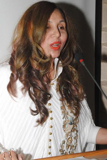 Sadia Shakil speechh
