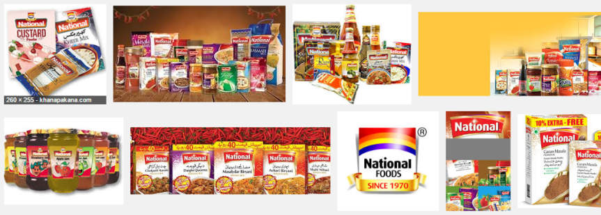 national-foods-products