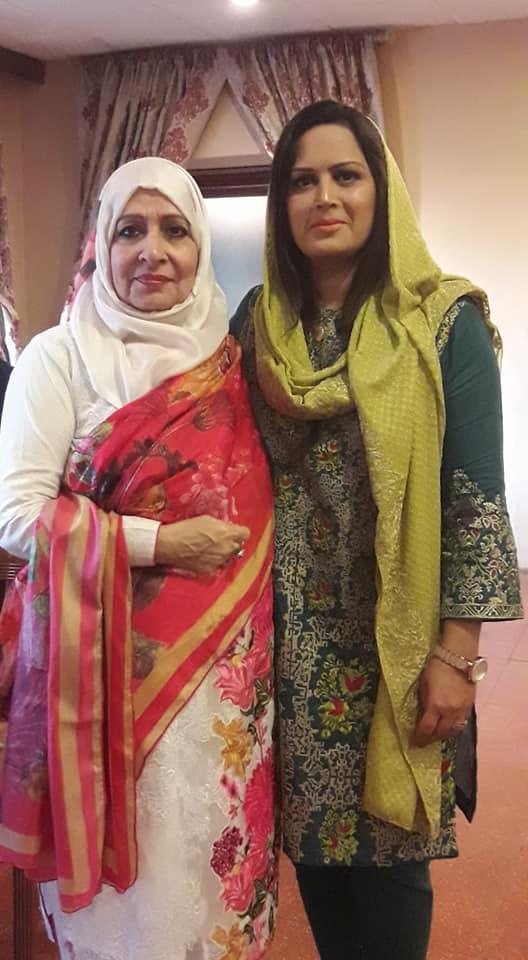 Sabeen Ghazala Arif