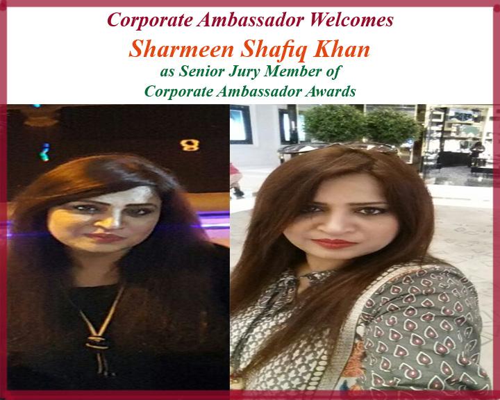 Sharmeen Jury Member