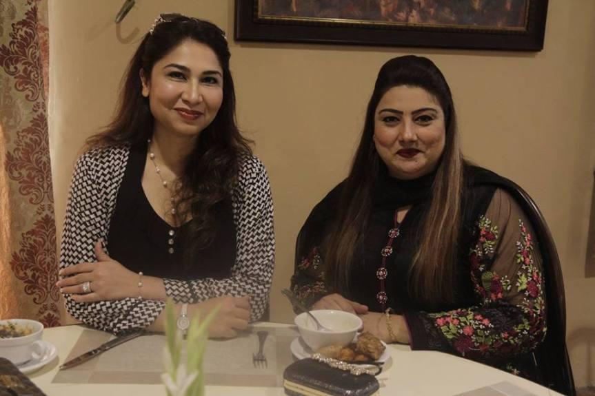 Madiha and Rozina