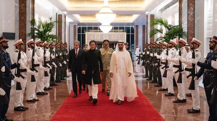 Khan in Saudi Arabia