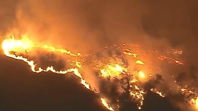 california fire1