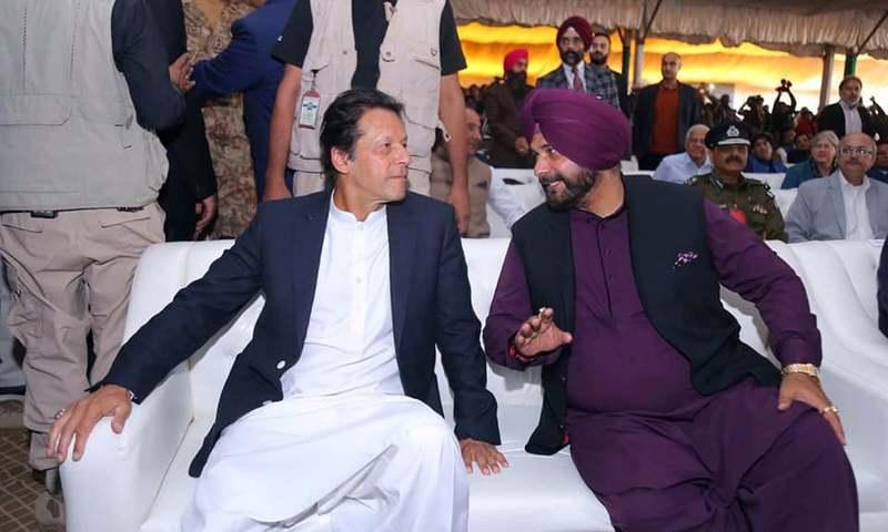 Imran Khan kartarpur1