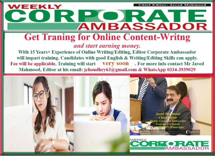 Online Training 4 Content Writing01